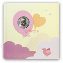 PENELOPE PINK 32x32/30 ALBUM + BOX
