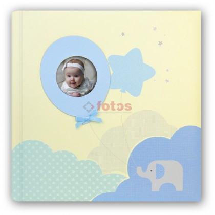 PENELOPE BLUE 32x32/30 ALBUM + BOX