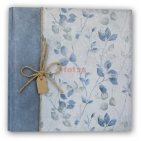 GARDEN BLUE 32x32/50 ALBUM + BOX