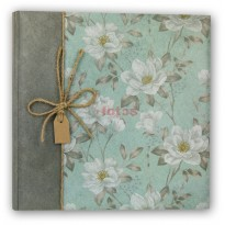 GARDEN GREY 32x32/50 ALBUM + BOX
