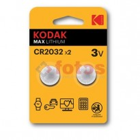 K2032 3V KODAK BAT.bl/2