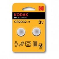 KODAK BAT. K2032, 3V, bl/2