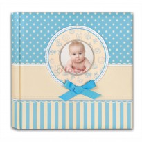 MATILDA BLUE 31x31/30 ALBUM