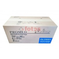 INK PROMED PAPIR 15,2x65 GLOSSY