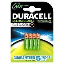 DURACELL BAT. DURALOCK PRECHARGED 850mAh LR3 bl/4